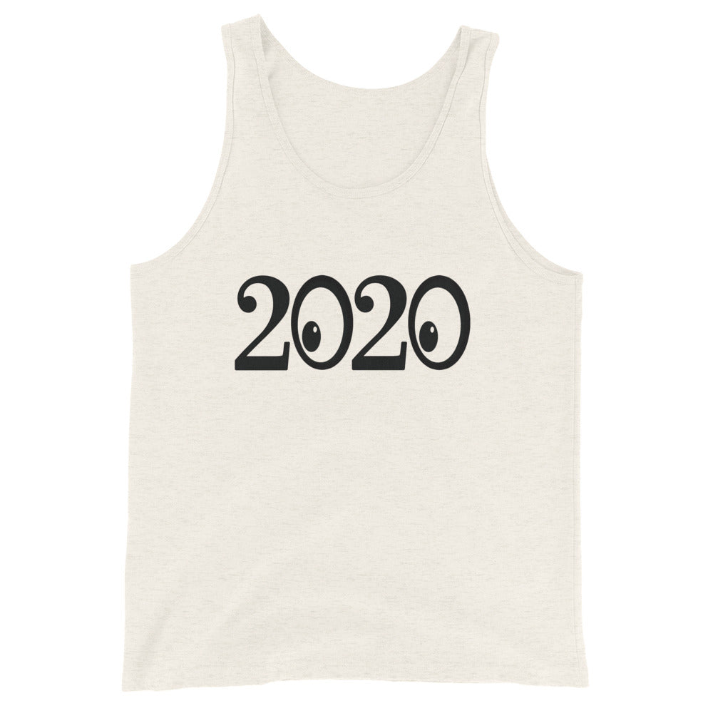 Unisex Tank Top - 2020 M Dark *Only sold through 12/31/20*