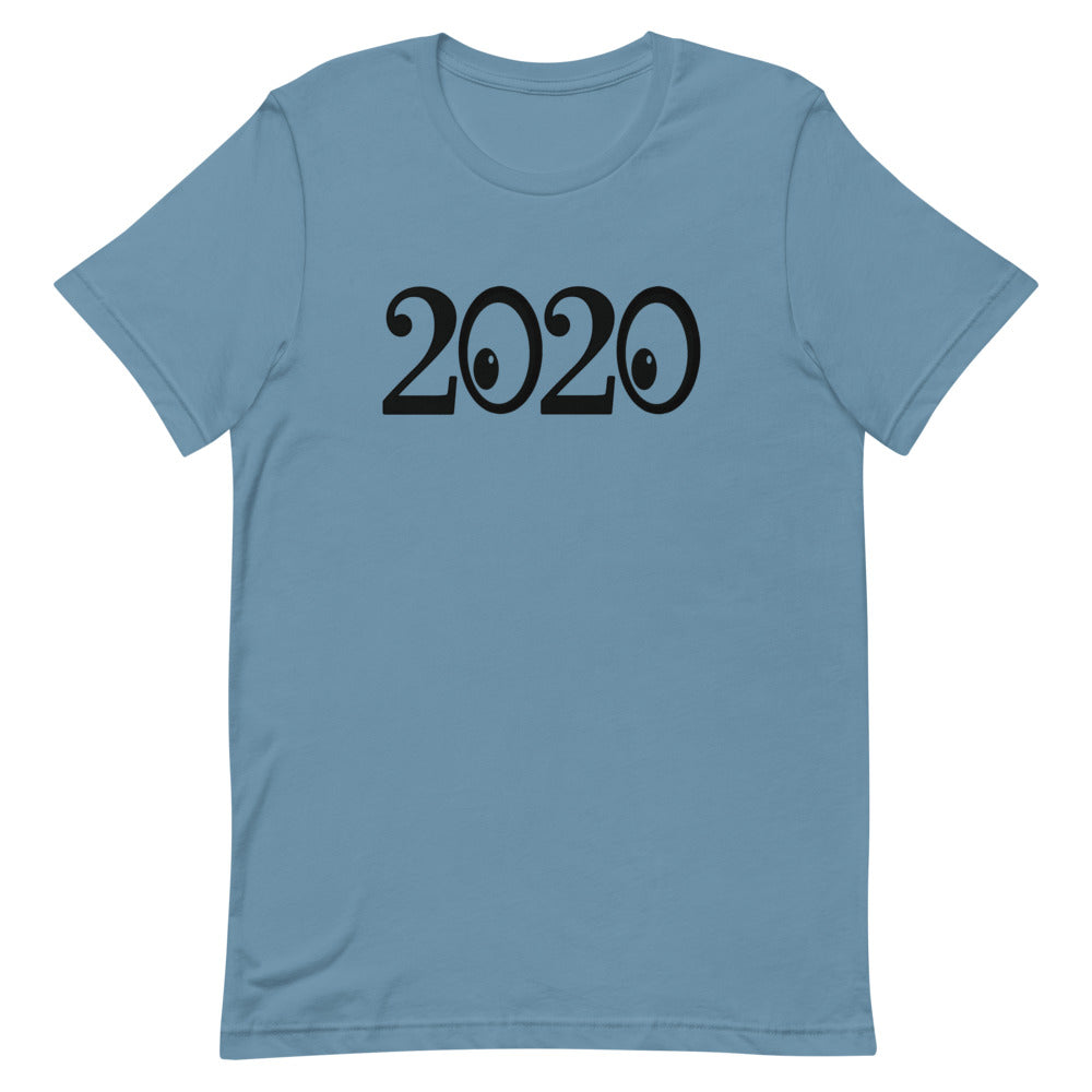 Unisex Short-Sleeve T-Shirt - 2020 M Dark *Only sold through 12/31/20*