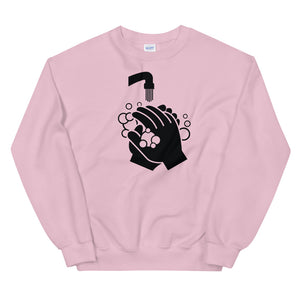 Sweatshirt - Clean Hands Dark