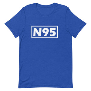 Unisex Short-Sleeve T-Shirt - N95 Light