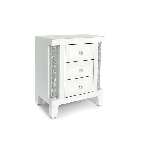 Ariana Bedside Table CHEST OF DRAWERS by Final Touches