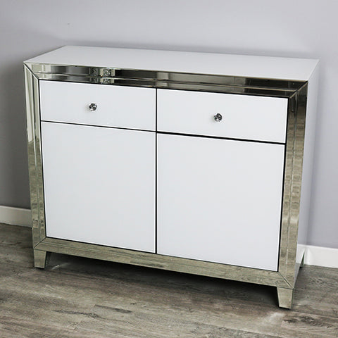 Bianco Two Door Cabinet