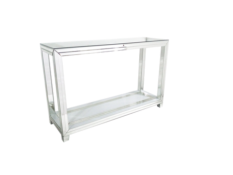 Bianco console table