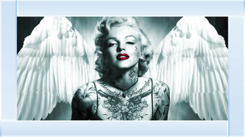 Marilyn Wings Picture by Final Touches