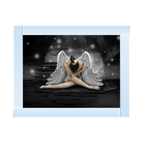 Silver Angel Picture by Final Touches