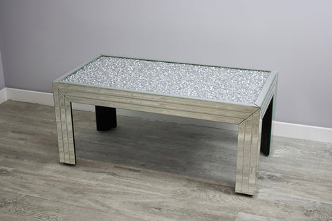 Gatsby Mocka Diamond Crush Coffee Table