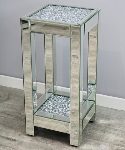 Mocka Diamond Crush Side Tables