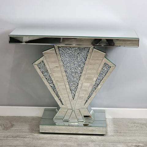Small Mocka Fan Console
