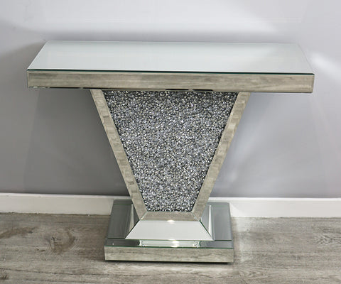 Mocka Small Console Table