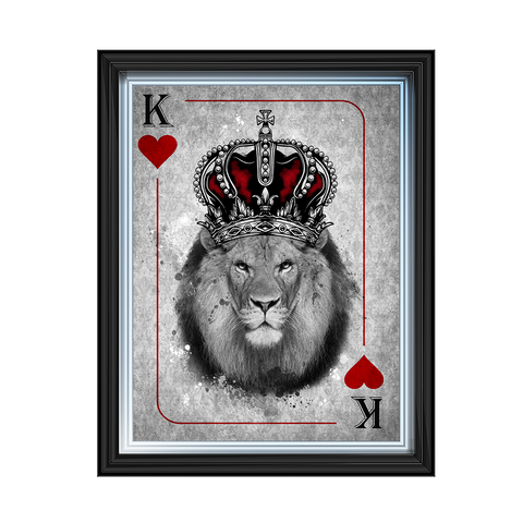 King of Hearts Lion I