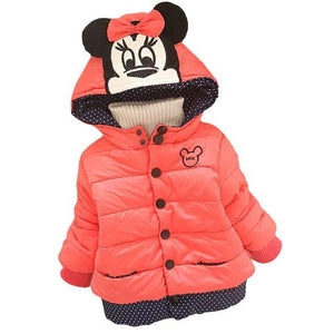 Doudoune Minnie