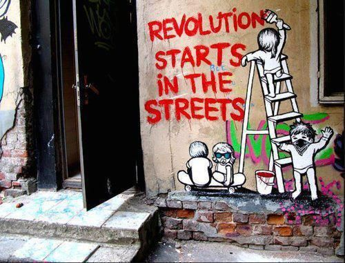 The Birth of a new Urban Revolution