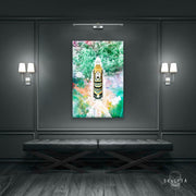 "Skulpta Canvas Print 30x45cm / 12x18"" / Rolled Canvas ・""Big Yacht""・"