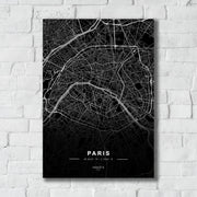 "Skulpta Canvas Print 30x45cm / 12x18"" / Rolled Canvas ・""PARIS""・"