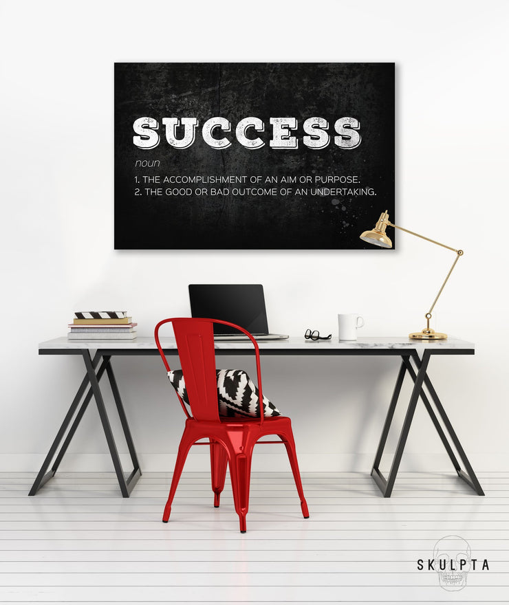 "Skulpta Canvas Print ・""SUCCESS""・"