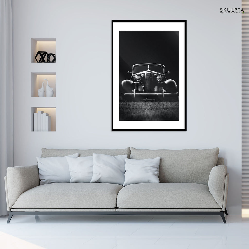 Skulpta Photography Fine Art Framed cars_1