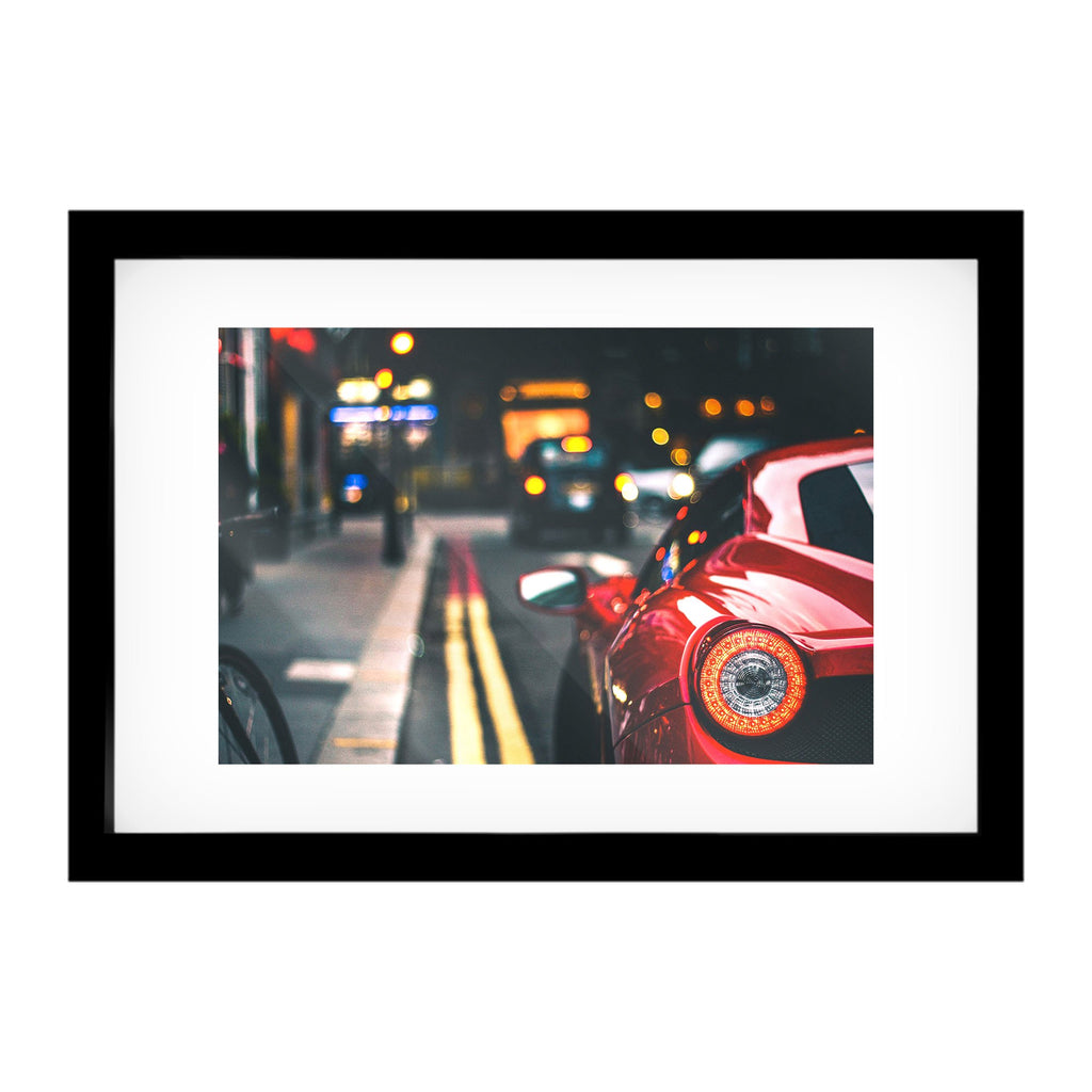 Skulpta Photography Fine Art Framed cars_12
