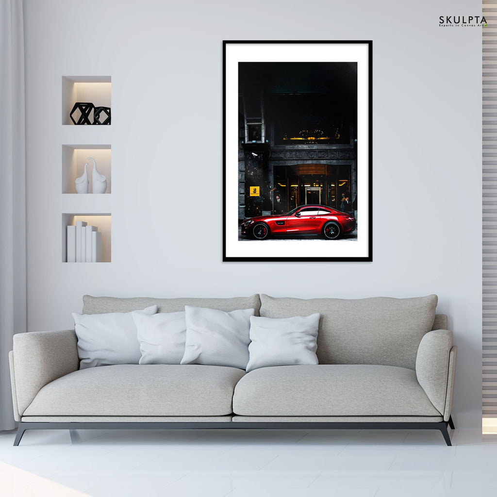 Skulpta Photography Fine Art Framed cars_22