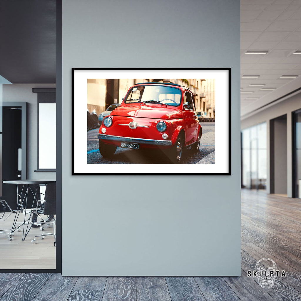 Skulpta Photography Fine Art Framed cars_6