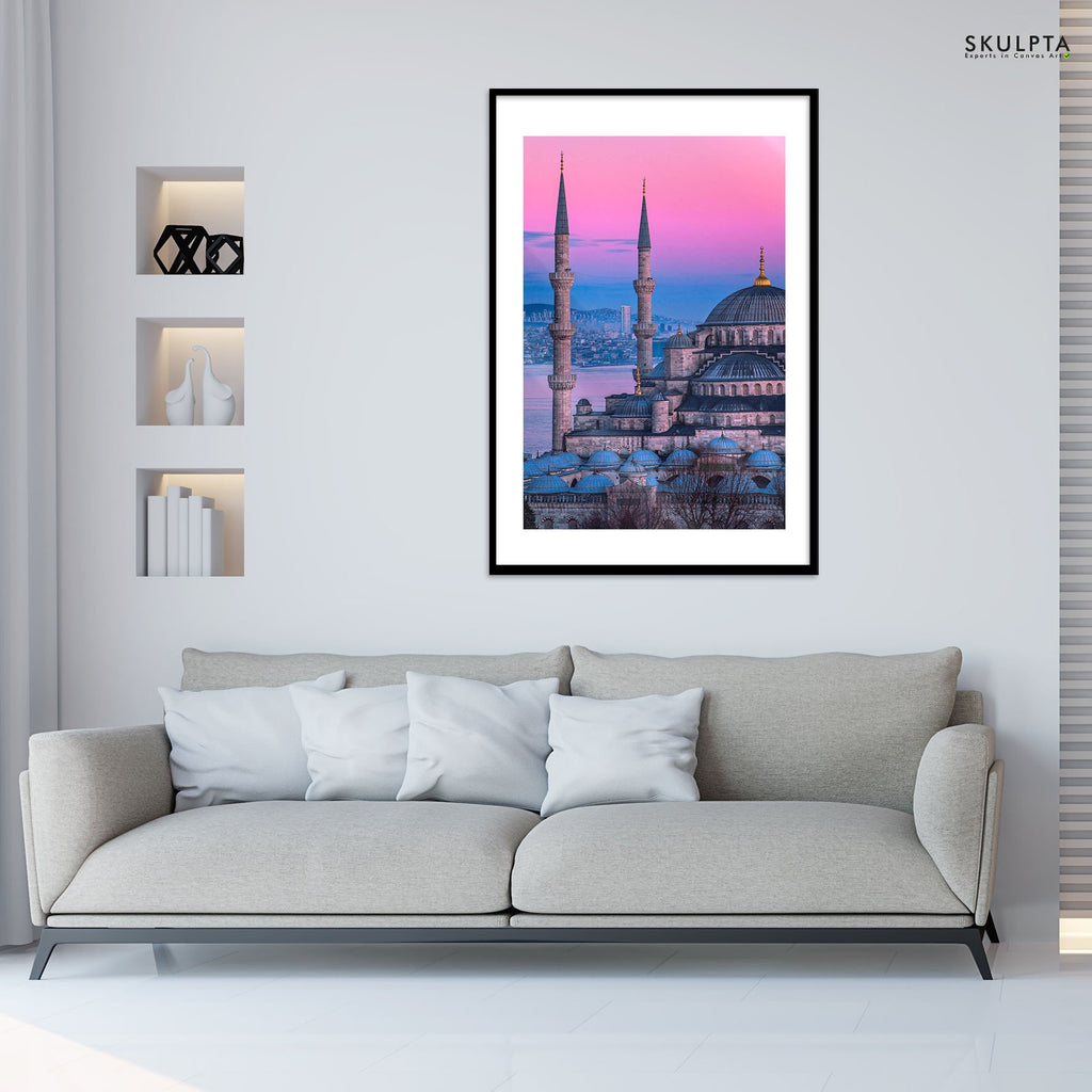 Skulpta Photography Fine Art Framed cities_13