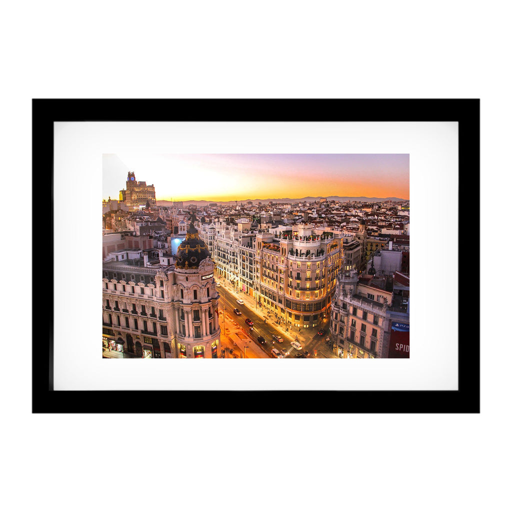 Skulpta Photography Fine Art Framed cities_15