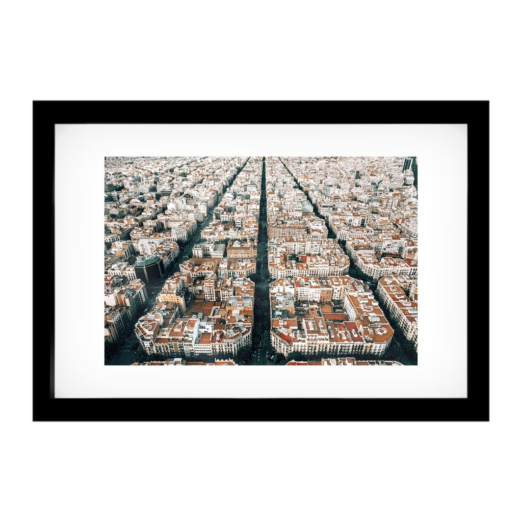 Skulpta Photography Fine Art Framed cities_21