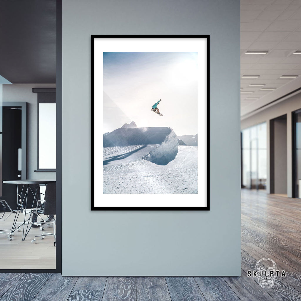 Skulpta Photography Fine Art Framed sport_1