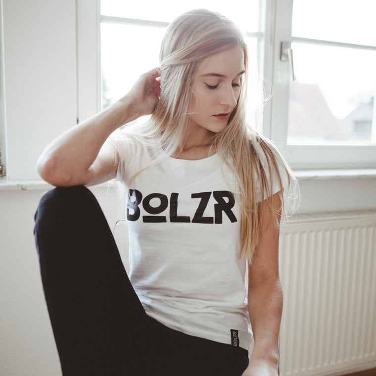 Bolzr T-Shirt | Girls | Weiß