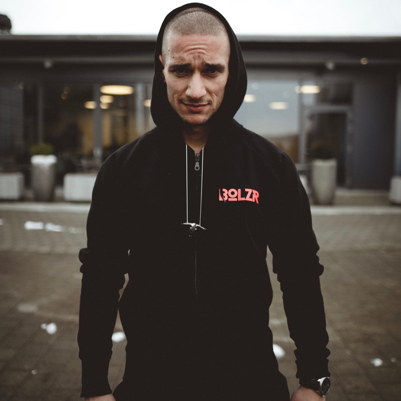 Trainingsjacke | Devil Red