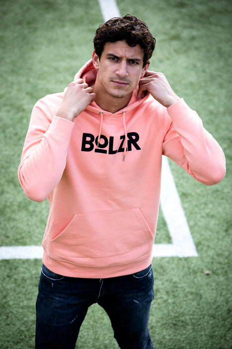 Bolzr Hoodie | Sunset-Orange