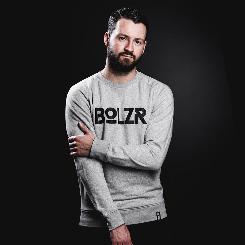 Bolzr Sweater | Grau