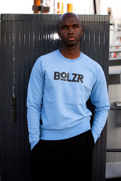 Bolzr Sweater | Hellblau
