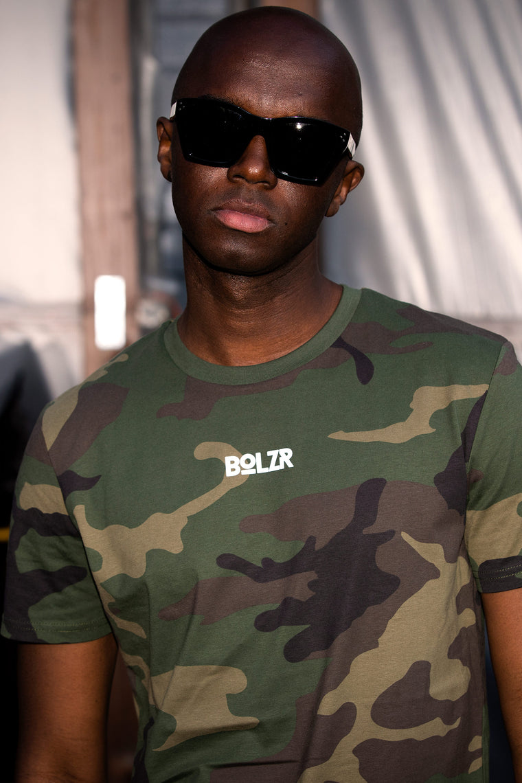 Bolzr T-Shirt | Camouflage