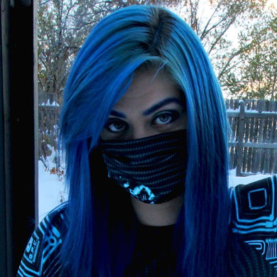 GFC Mask (Electric Blue)