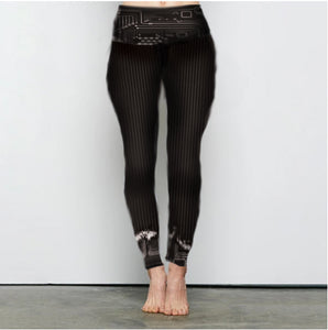 GFC Leggings (Grayscale)