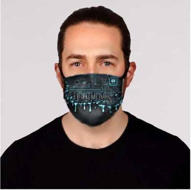 GFC Dripping Face Mask