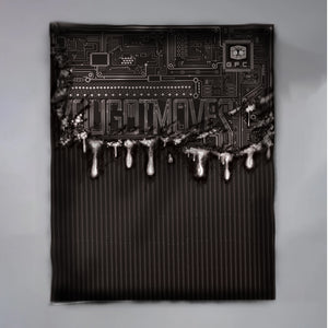 GFC Dripping Blanket (Grayscale)