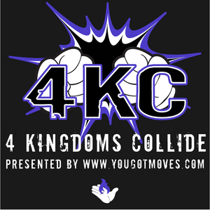 Venue Entry - 4KC: Four Kingdoms Collide