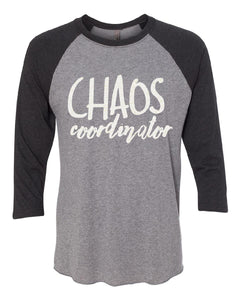 Three Quarter Length Chaos Coordinator Shirt