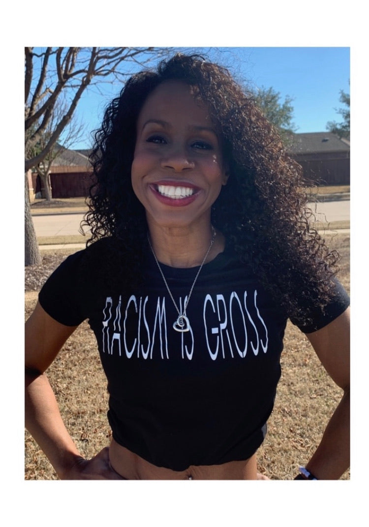 Racism is Gross - short sleeve