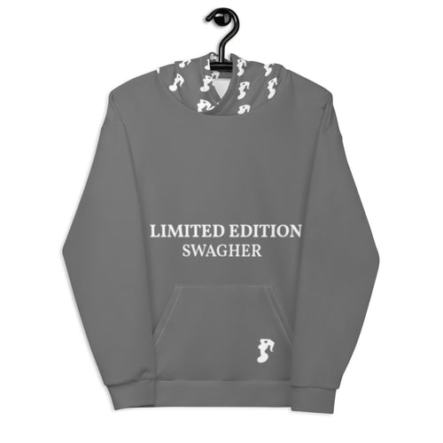 Limited Edition Swagher Grey Hoodie