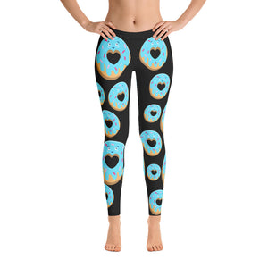 Donut Shop Leggings