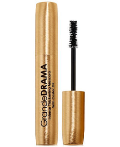 Intense Thickening Mascara with Castor Oil- Black