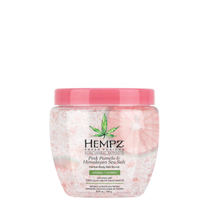 Fresh Fusions Pink Pomelo & Himalayan Sea Salt Herbal Body Salt Scrub