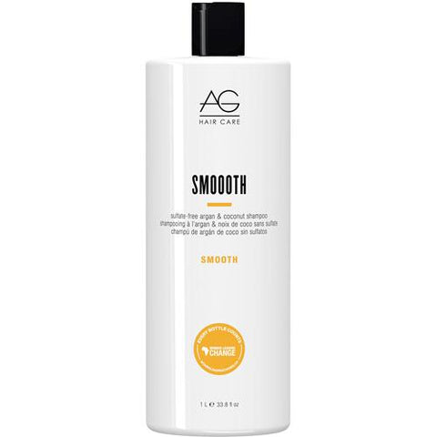 AG Hair Smoooth Sulfate-Free Argan Shampoo