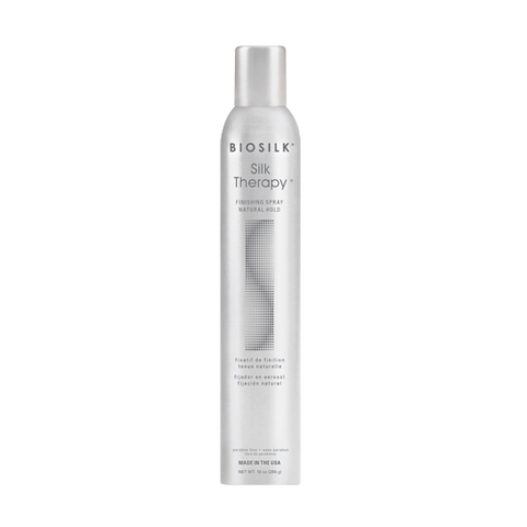 Biosilk Silk Therapy Finishing Spray Natural Hold