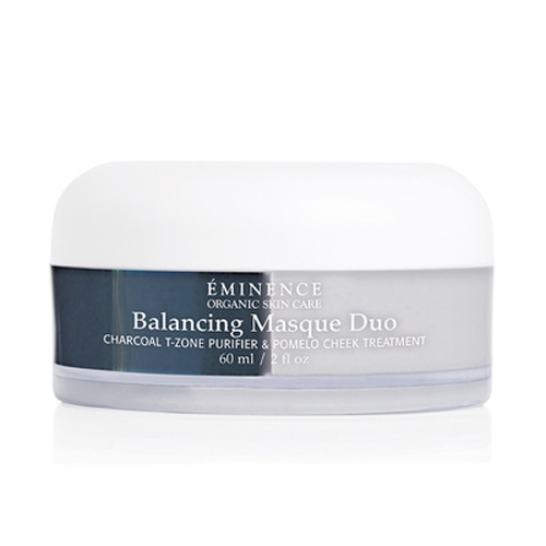 NEW! Eminence     Balancing Masque Duo     (T-Zone & Cheek)