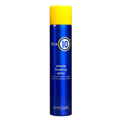 It's a 10       Miracle Finishing Spray