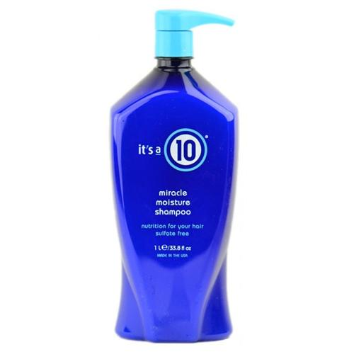 It's A 10 Miracle Moisture Sulfate-Free Shampoo