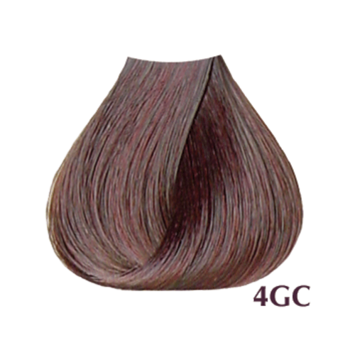 Satin Hair Color Gold Copper Series